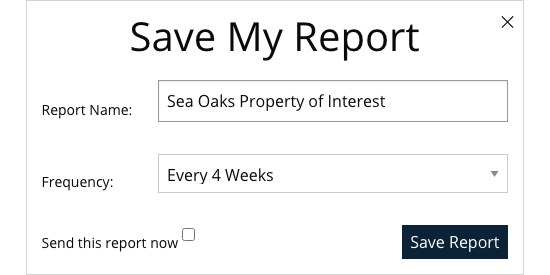 Save Report graphic