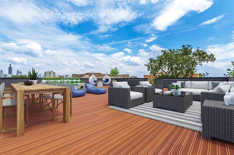 2341 W Adams - Rooftop