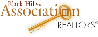 Black Hills Association of Realtors logo