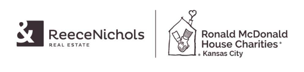 Reecenichols and the Ronald McDonald house dual logo
