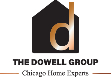 The Dowell Group Chicago Real Estate Logo Final No Background Outlined.png