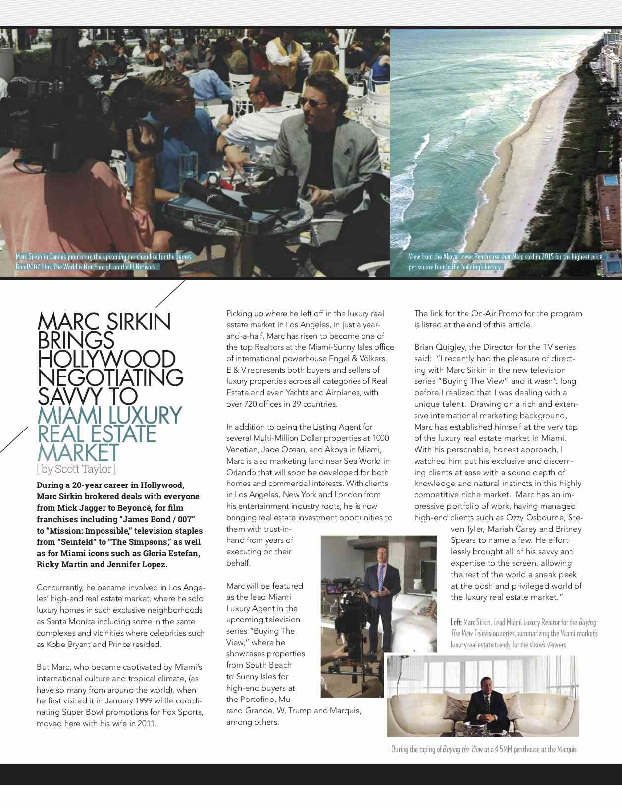 Haven Magazine article screenshot