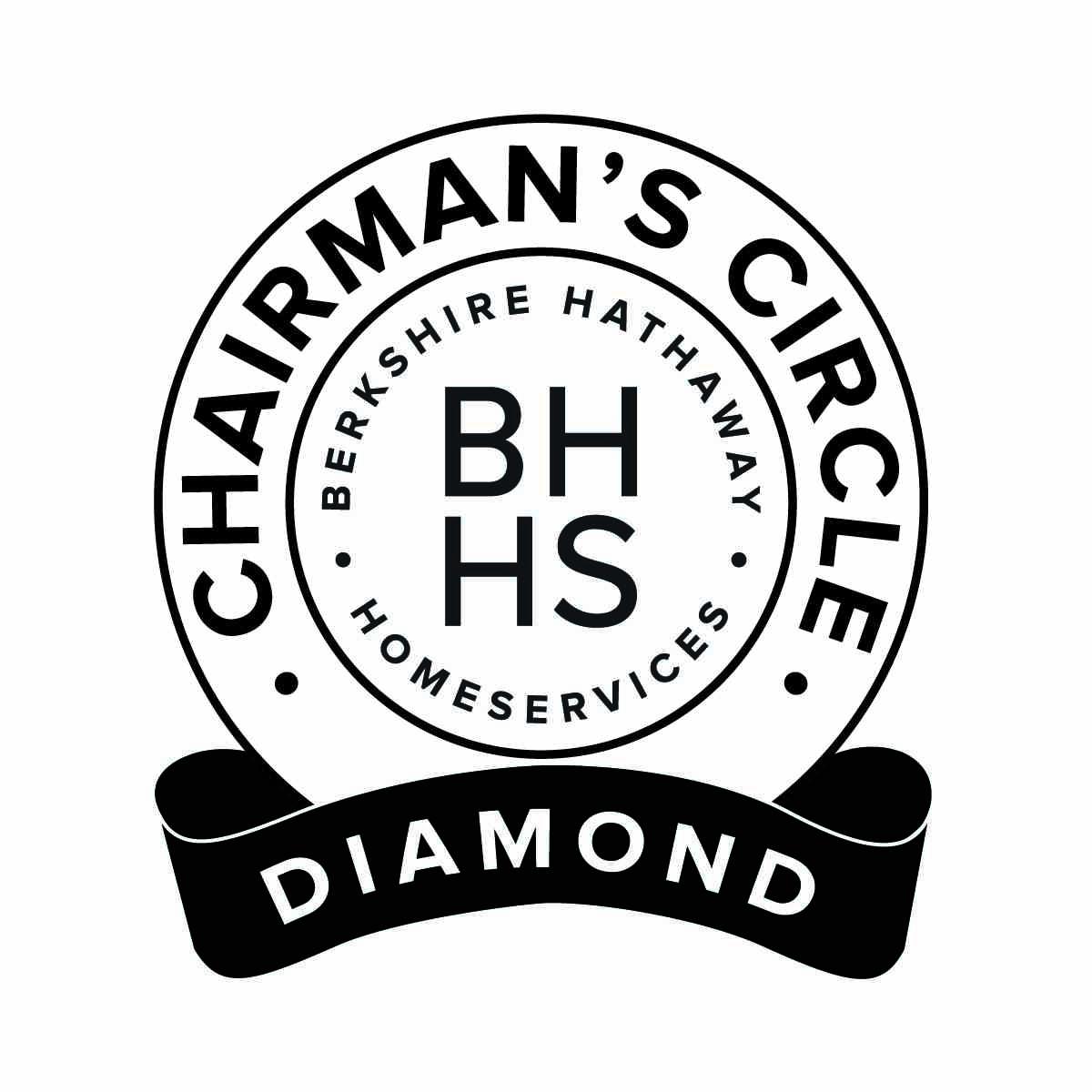 Chairman's Circle Award Diamond