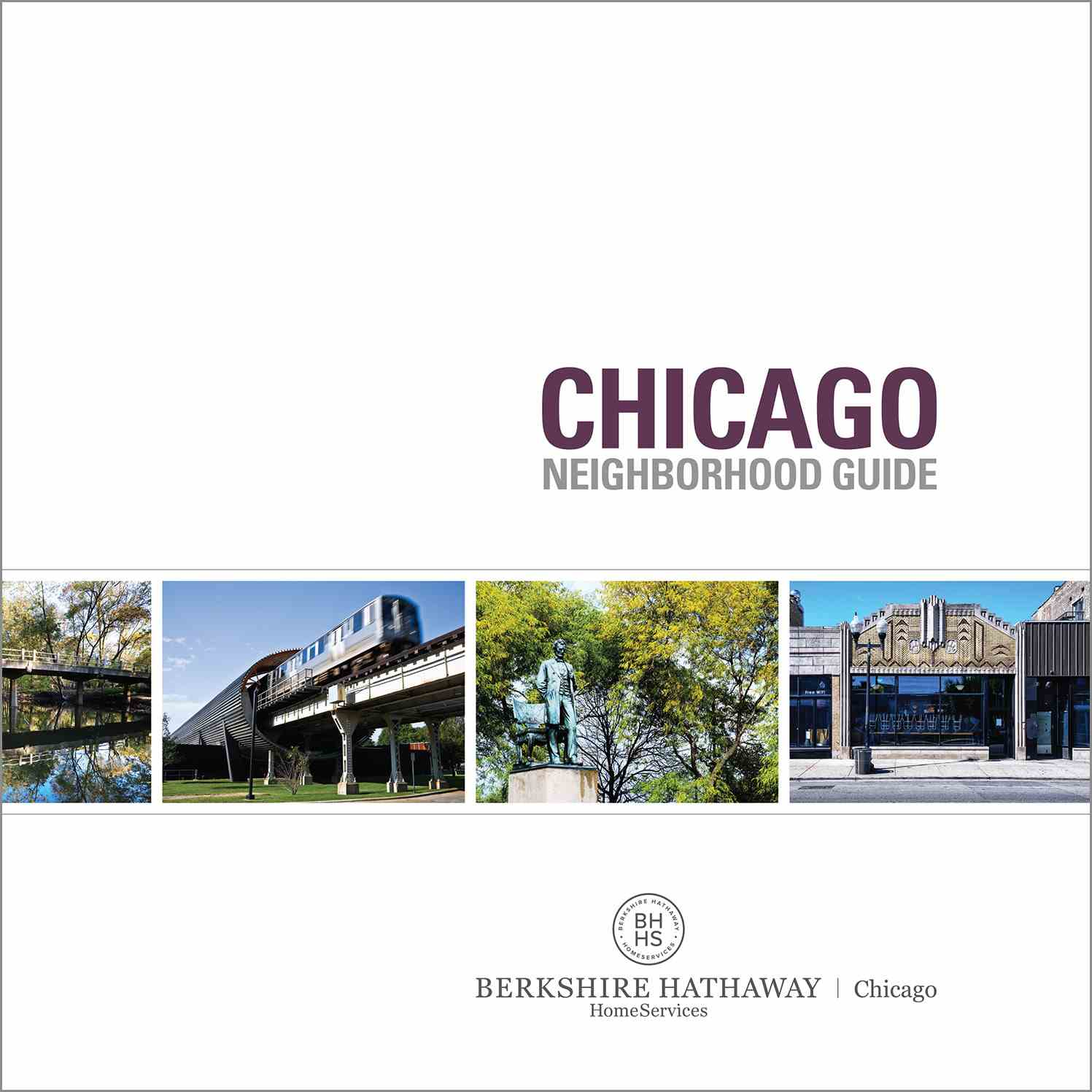 Community brochure cover