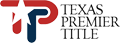 Texas Premier Title Logo