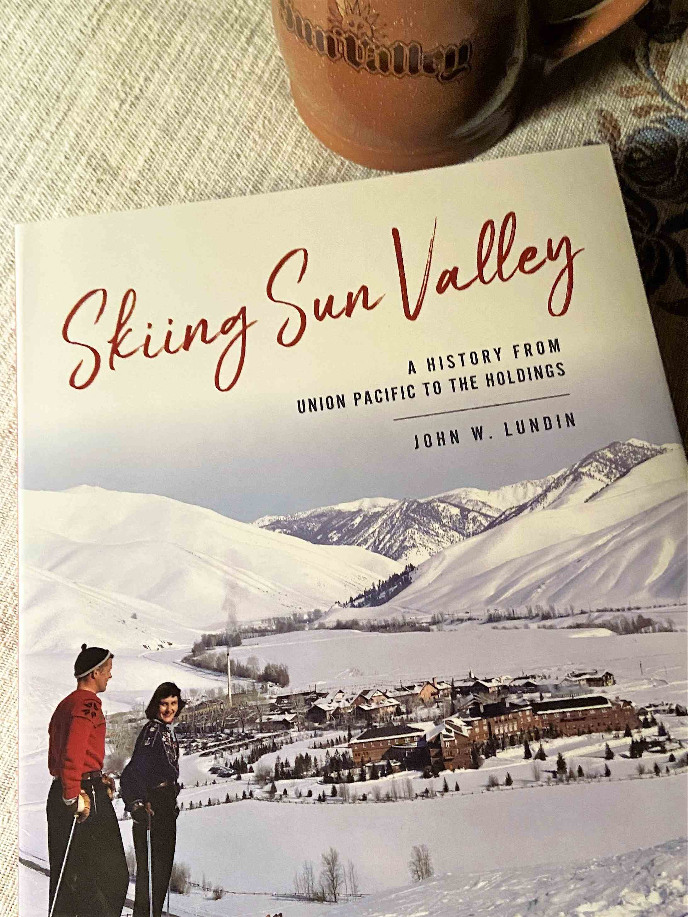 Skiing Sun Valley Book