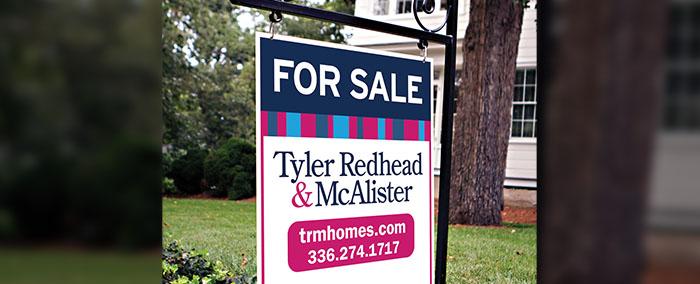 TRM Yard Sign
