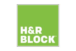 H&R Block.