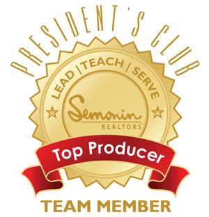President's Club Team