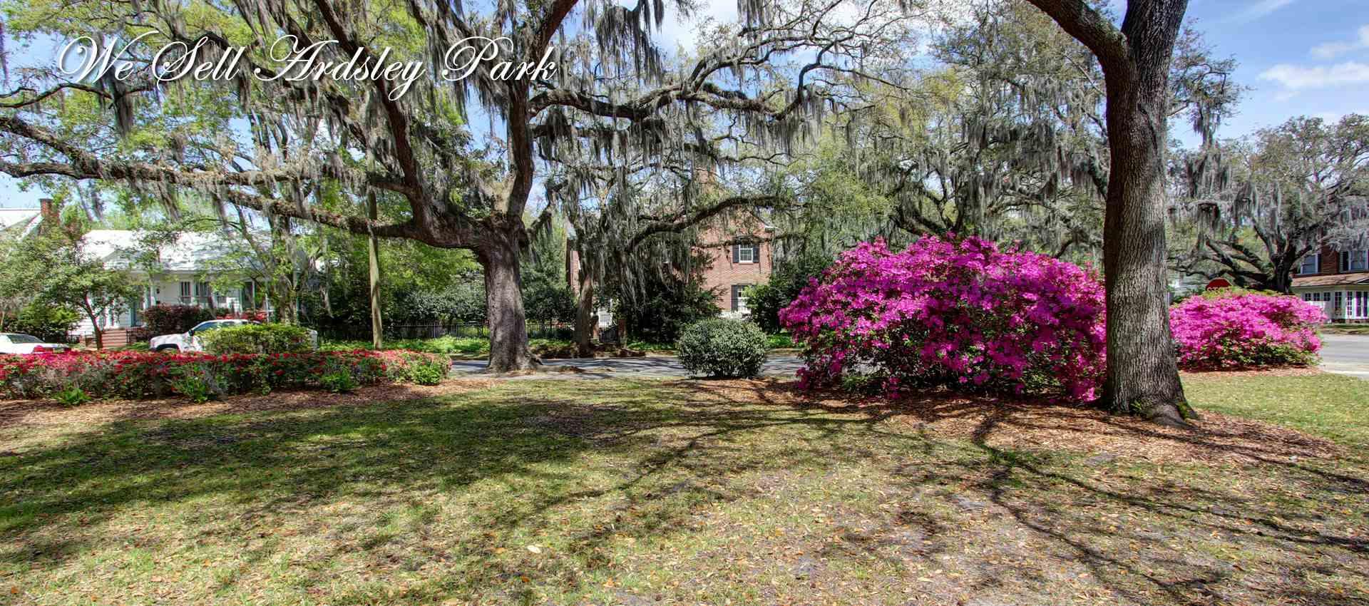 Ardsley Park Savannah Homes for Sale Savannah Midtown Real Estate