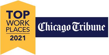 Top Work Places 2021 Chicago Tribune