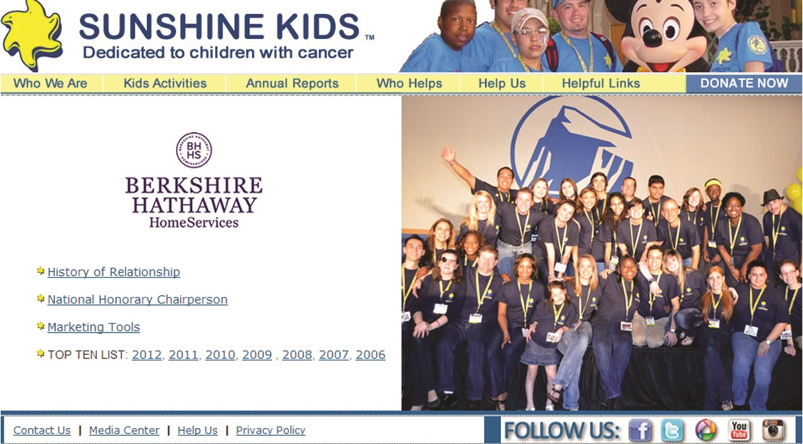 Sunshine kids image