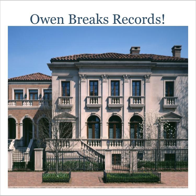 1955 n Burling- Owen breaks records
