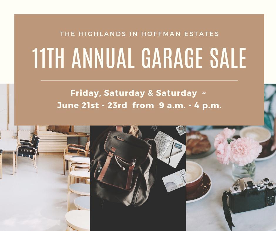 11th Annual Highlands Garage Sale - Information on art treasure map, garage sale treasure chest, house treasure map, shopping mall treasure map, church treasure map,