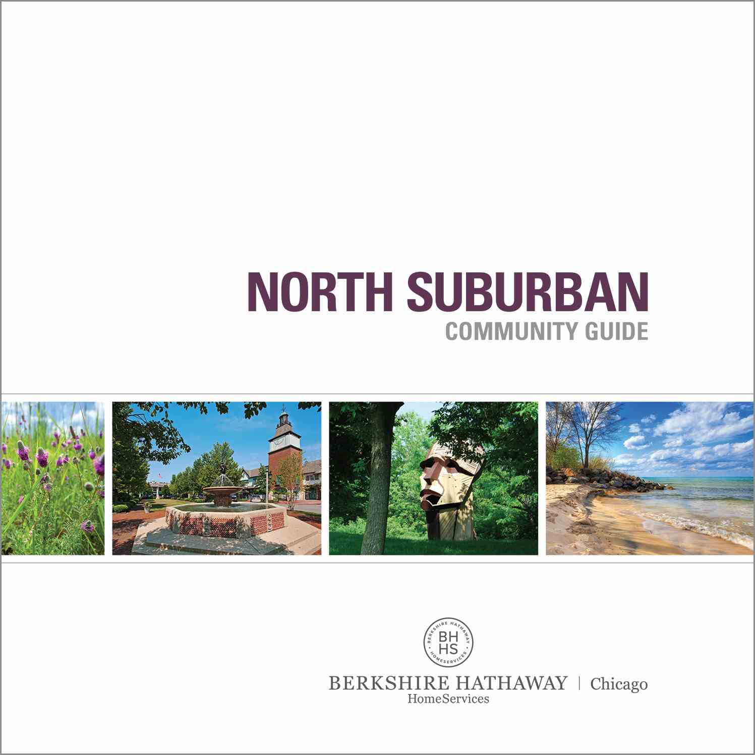 Community brochure cover