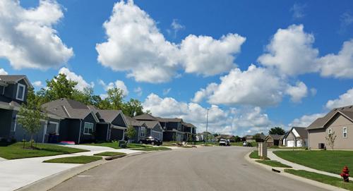 Arbor Ridge Street Scene