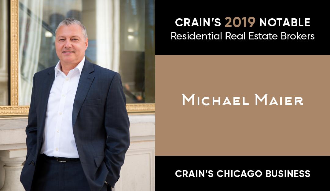 Crains-ChicagosMostInfluentialResidentialRealEstateBrokers