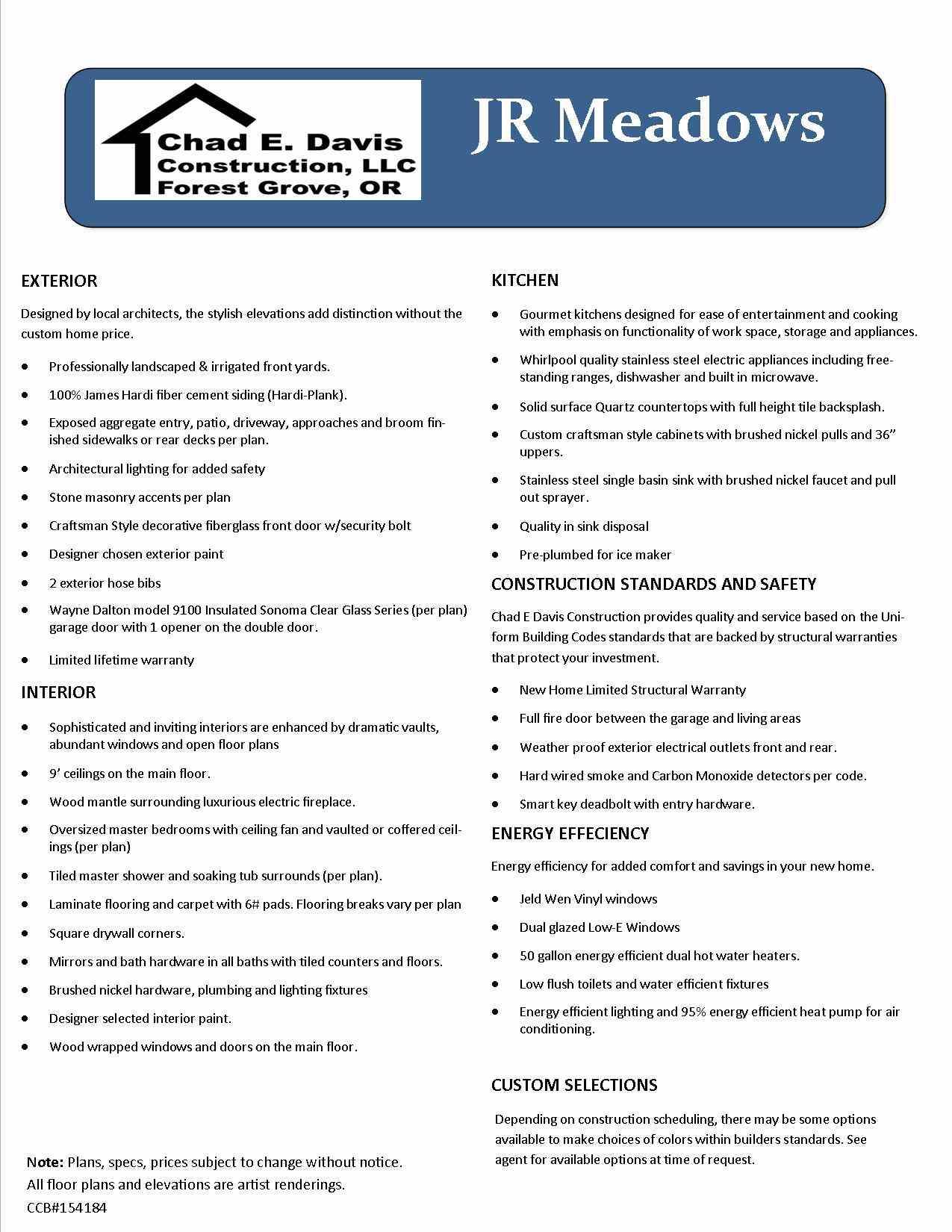JR Meadows - Standard Feature List.jpg