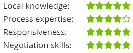 Zillow skills ratings-5star