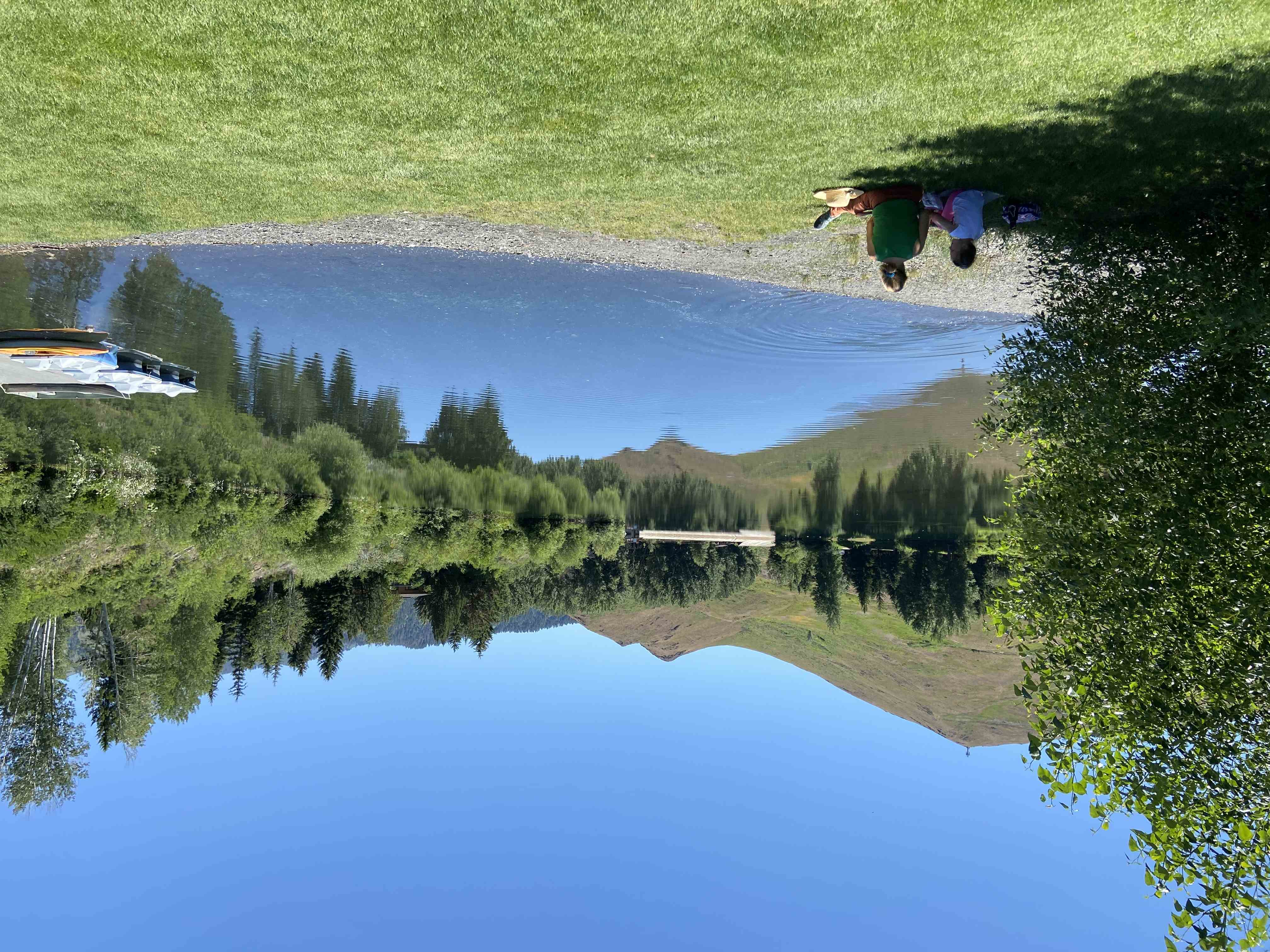 Sun Valley Lake Picnic