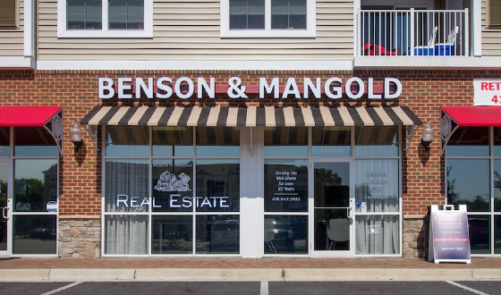Benson and Mangold Offices Chester Office