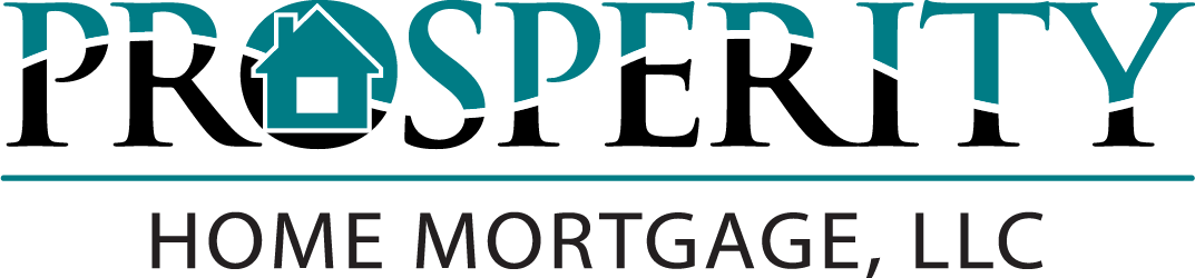 PROSPERITY homemortgage logo