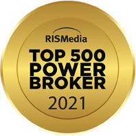 RIS Media Top 500 Power Broker 2021