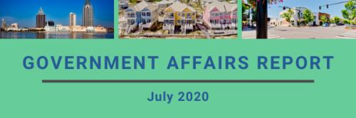 Baldwin County AL July 2020 Local Government Report
