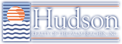Hudson Realty of the Palm Beaches Logo