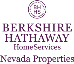 Berkshire Hathaway HomeServices Nevada Properties Logo