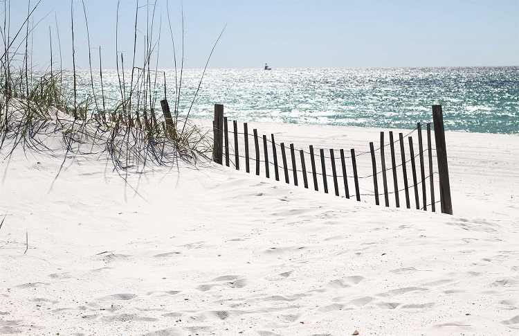 Gulf Shores, Alabama beach
