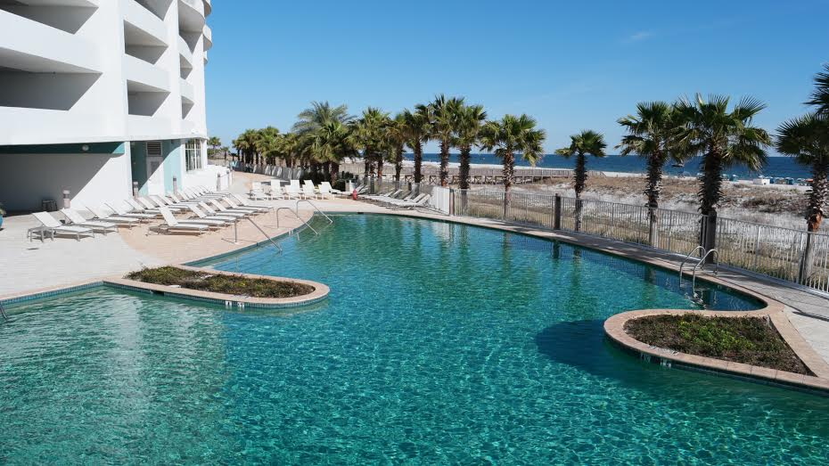 Turquoise Place Condominiums in Orange Beach, Alabama