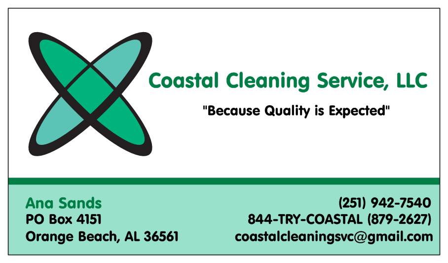 COASTAL CLEANING SERVICE