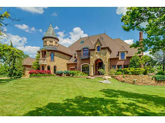 Edmond Luxury Homes