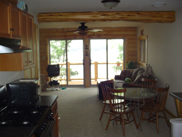 Cedar Lake Log Home 15