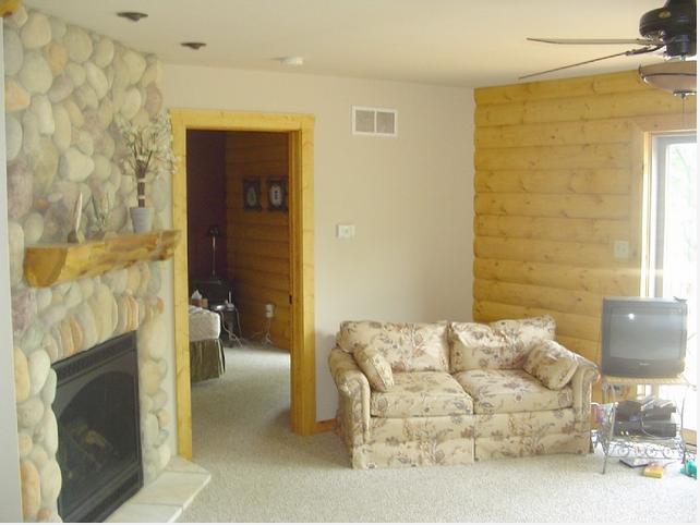 Cedar Lake Log Home 18