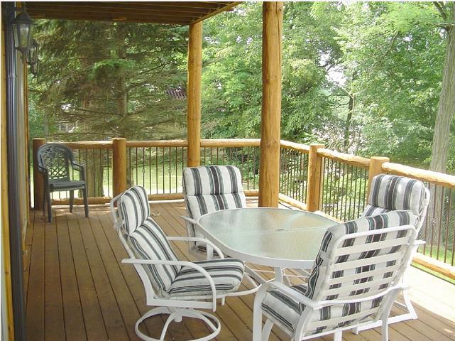 Cedar Lake Log Home 3