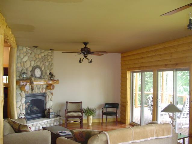 Cedar Lake Log Home 4