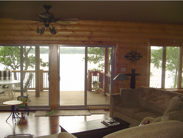 Cedar Lake Log Home 19