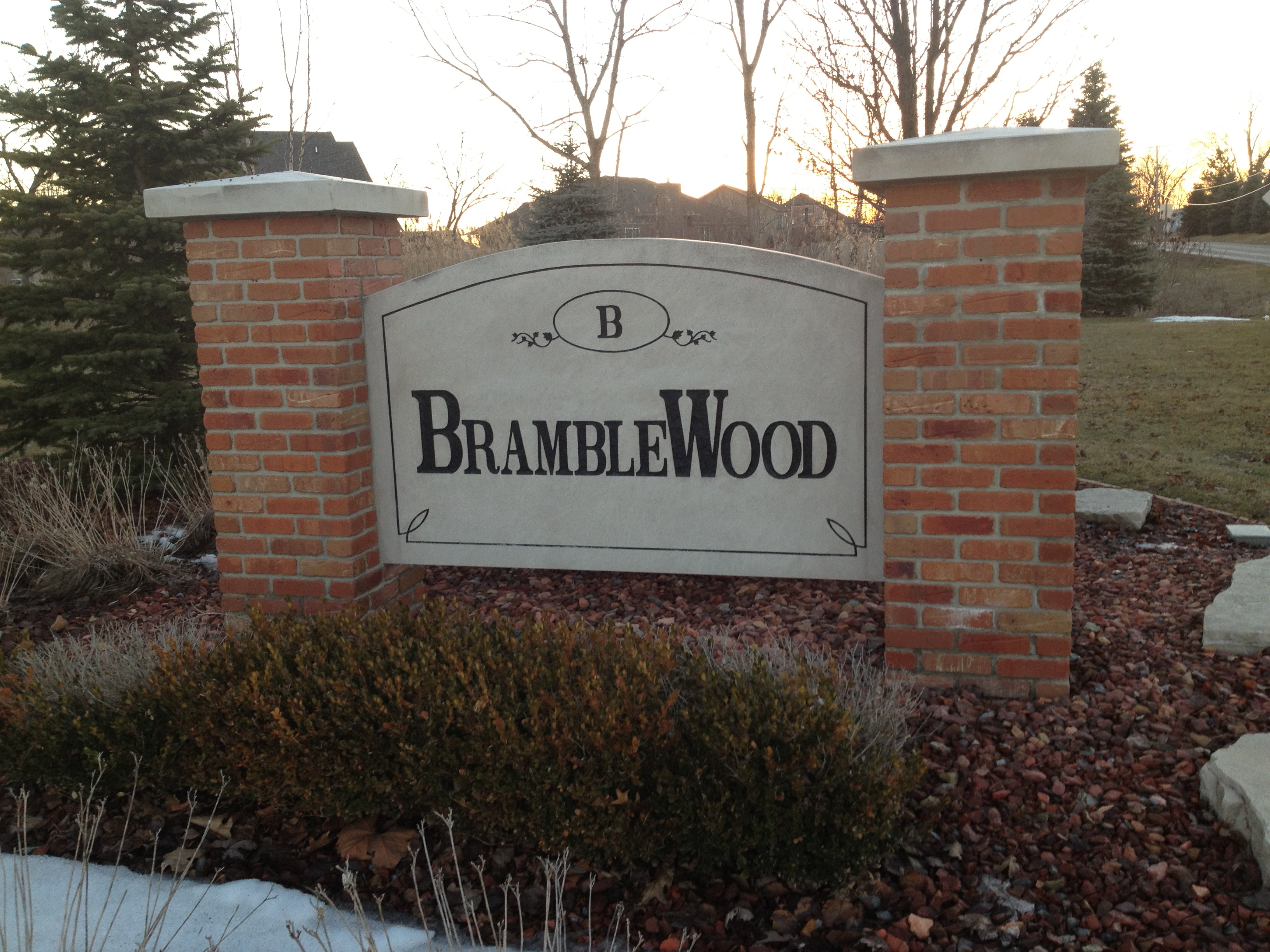 Bramblewood Saint John Indiana Realtor Homes for Sale