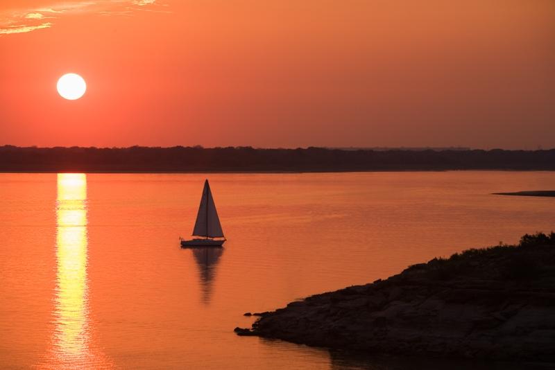 Sail boat #4