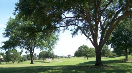 golf course at North Lake Village