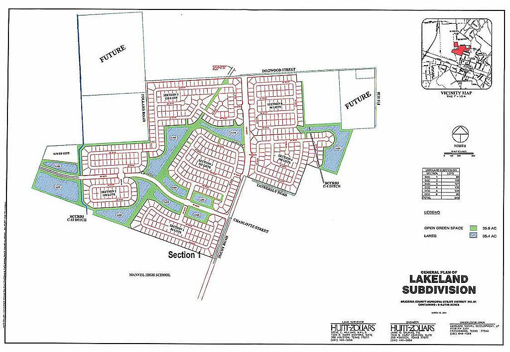 Lakeland Plan