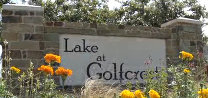 Lake at Golfcrest | Houston homes for sale