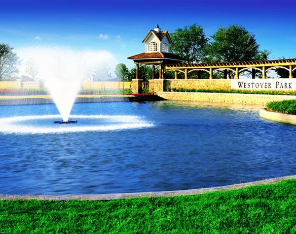 Westover Park Lake