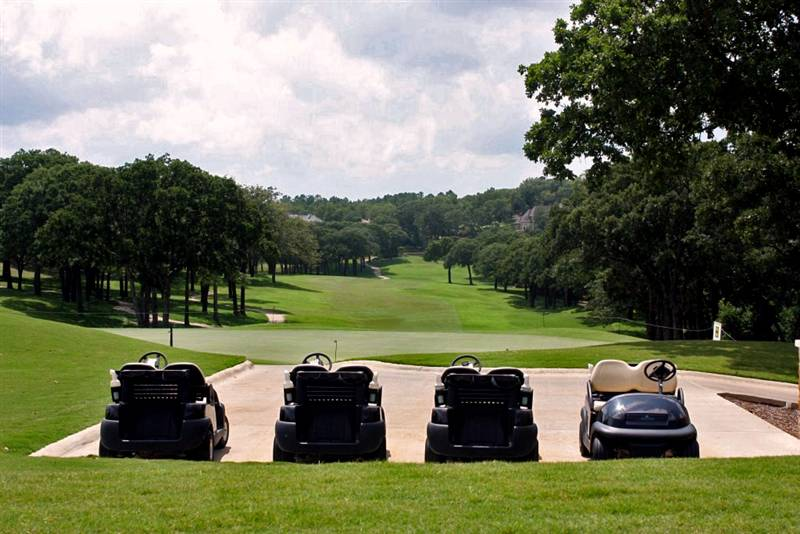 Cascades Golf Carts