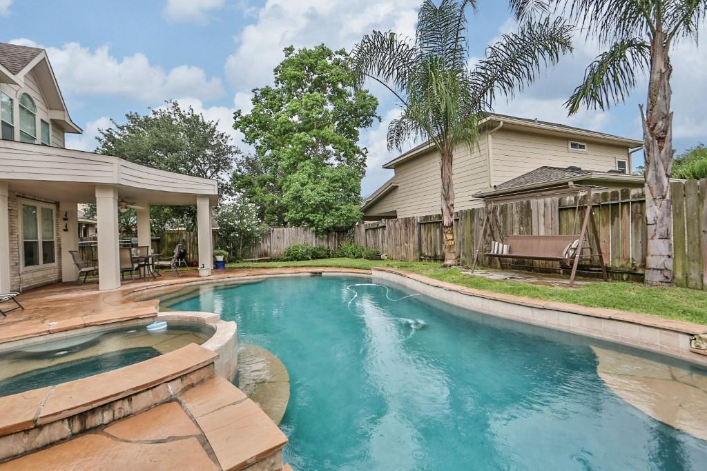 blisswood pool
