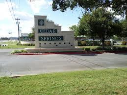 Cedar Springs Ent