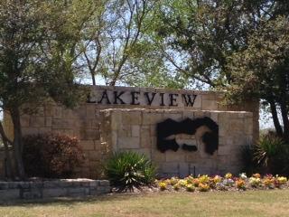 lakeview entrance
