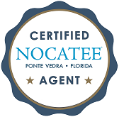 Nocatee Certified Agent Pin